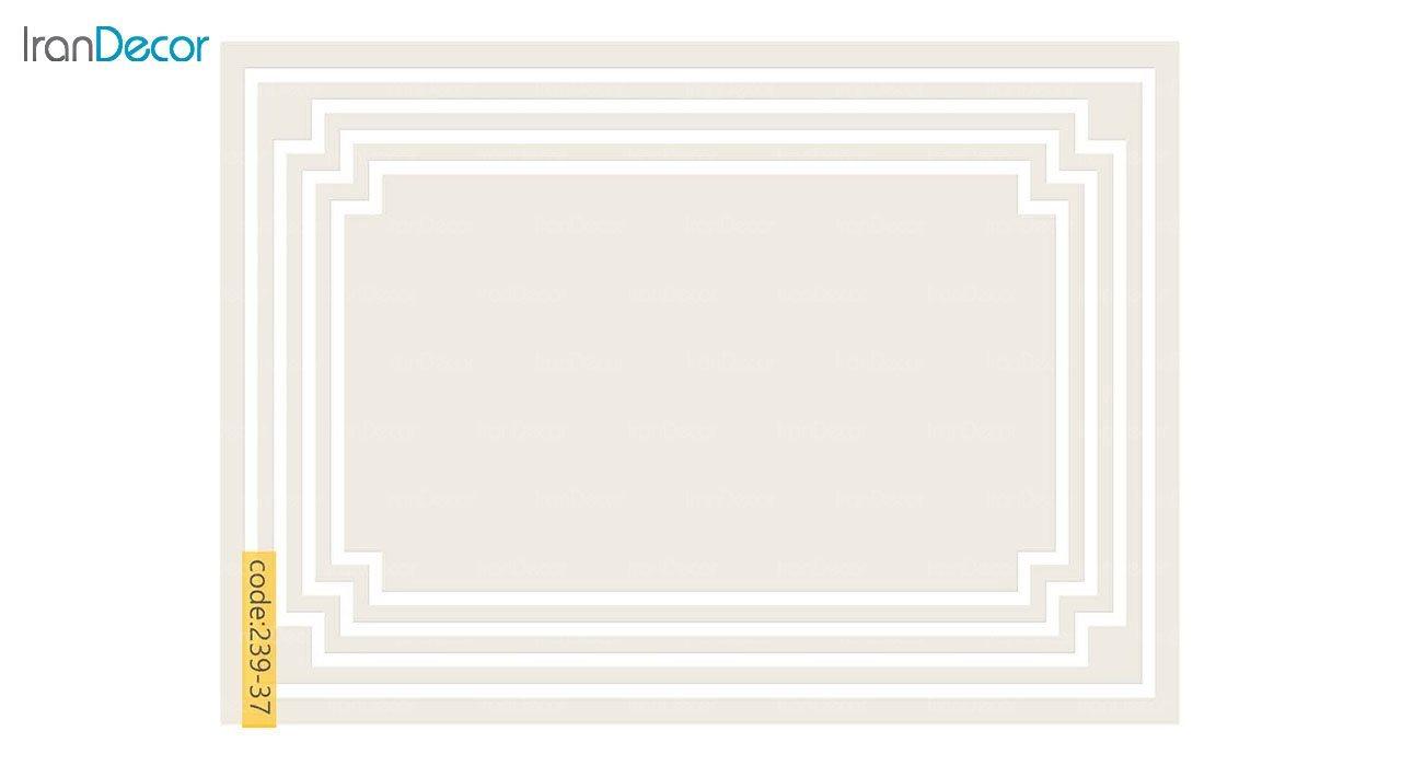 تصویر فرش مدرن برنتین طرح یونیک مدل 239-37