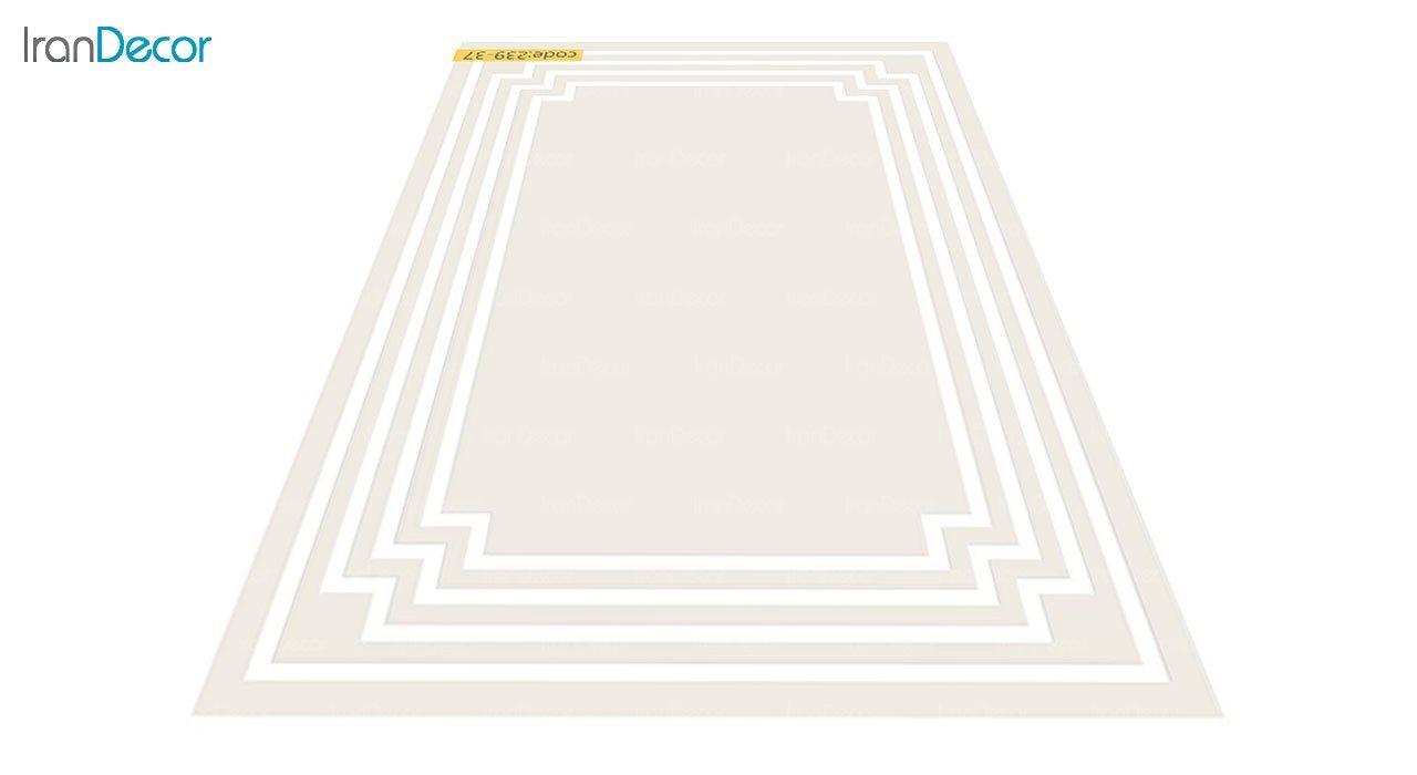 عکس فرش مدرن برنتین طرح یونیک مدل 239-37