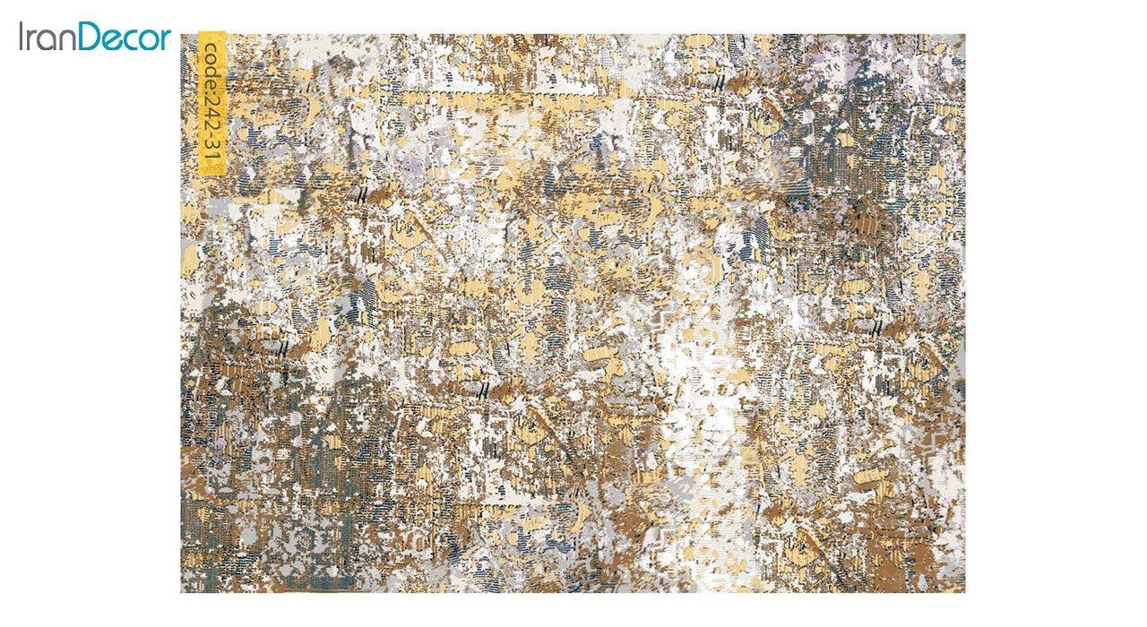 تصویر فرش وینتیج برنتین مدل 242-31