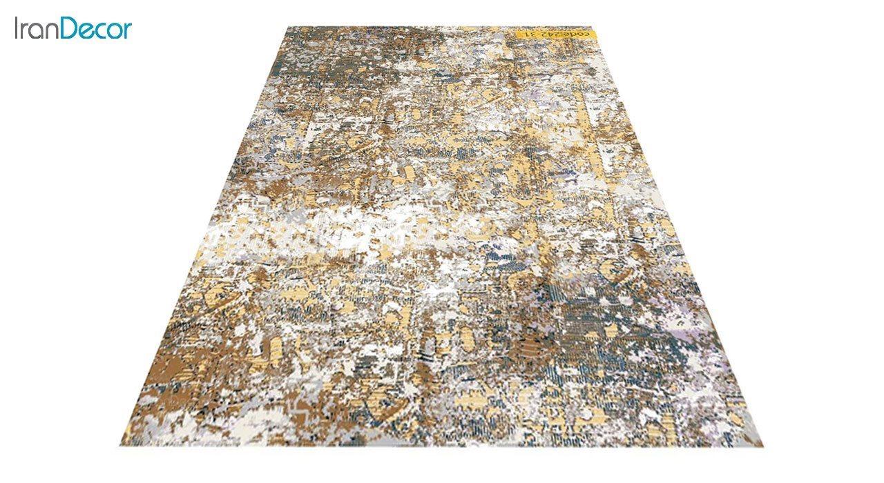 عکس فرش وینتیج برنتین مدل 242-31
