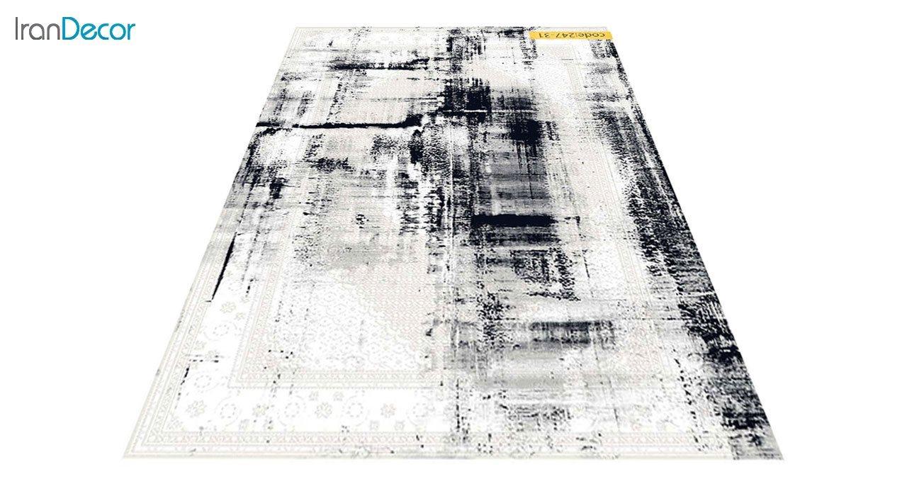 عکس فرش وینتیج برنتین مدل 247-31
