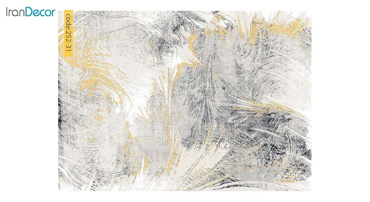 تصویر فرش وینتیج برنتین مدل 252-31