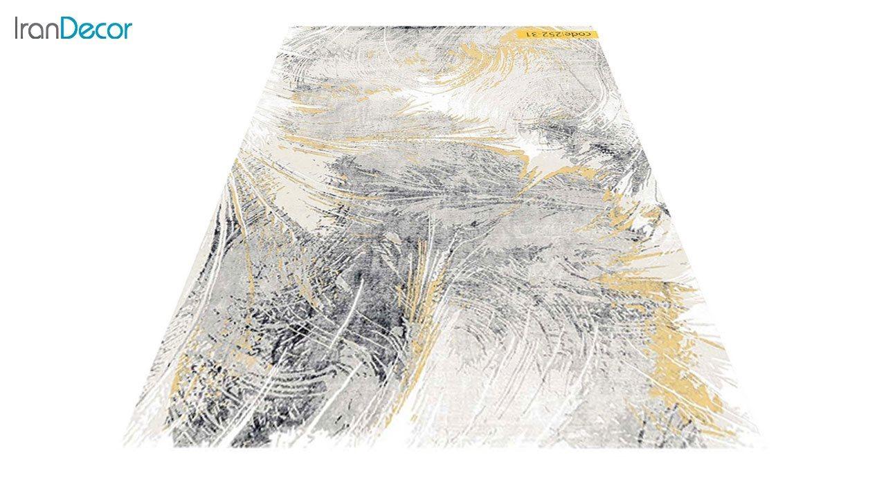 عکس فرش وینتیج برنتین مدل 252-31