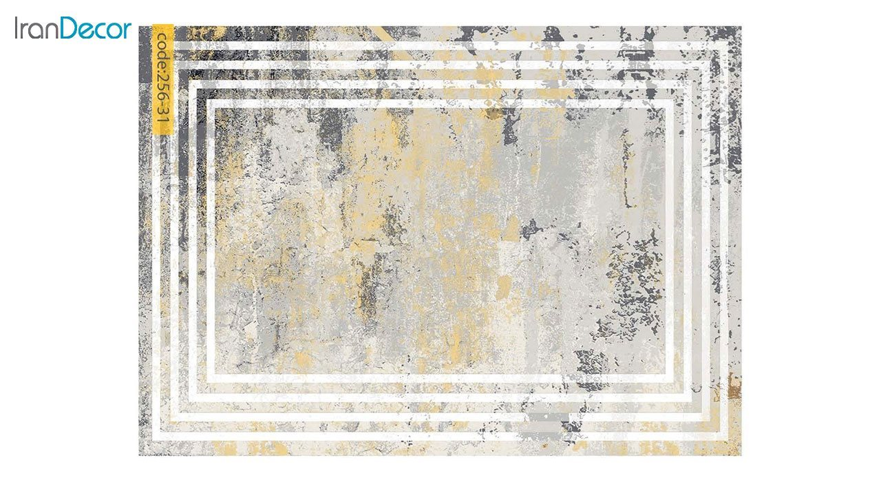 تصویر فرش وینتیج برنتین مدل 256-31