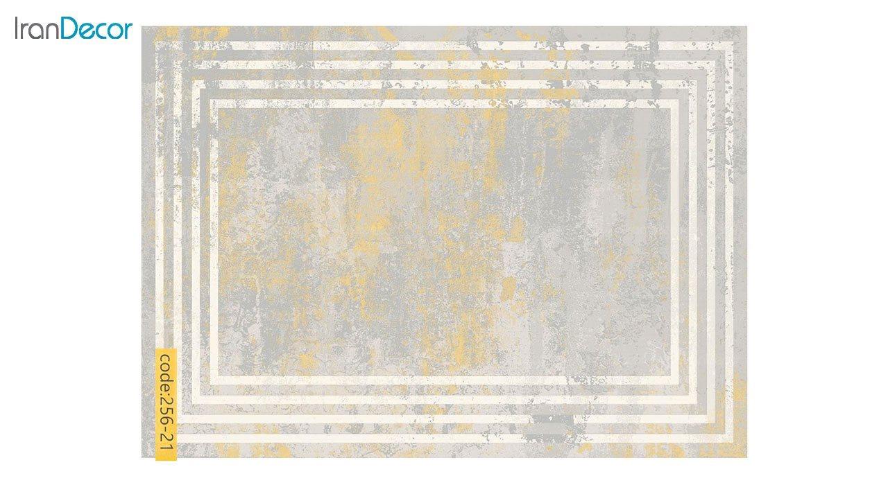 تصویر فرش وینتیج برنتین مدل 256-21