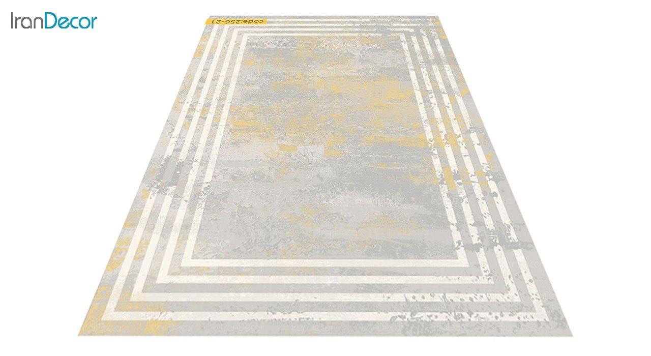 عکس فرش وینتیج برنتین مدل 256-21