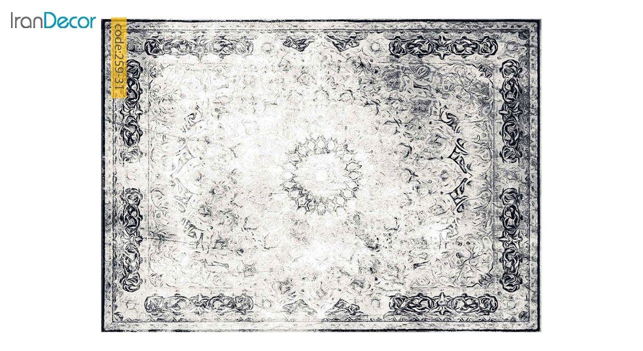 تصویر فرش وینتیج برنتین مدل 259-31