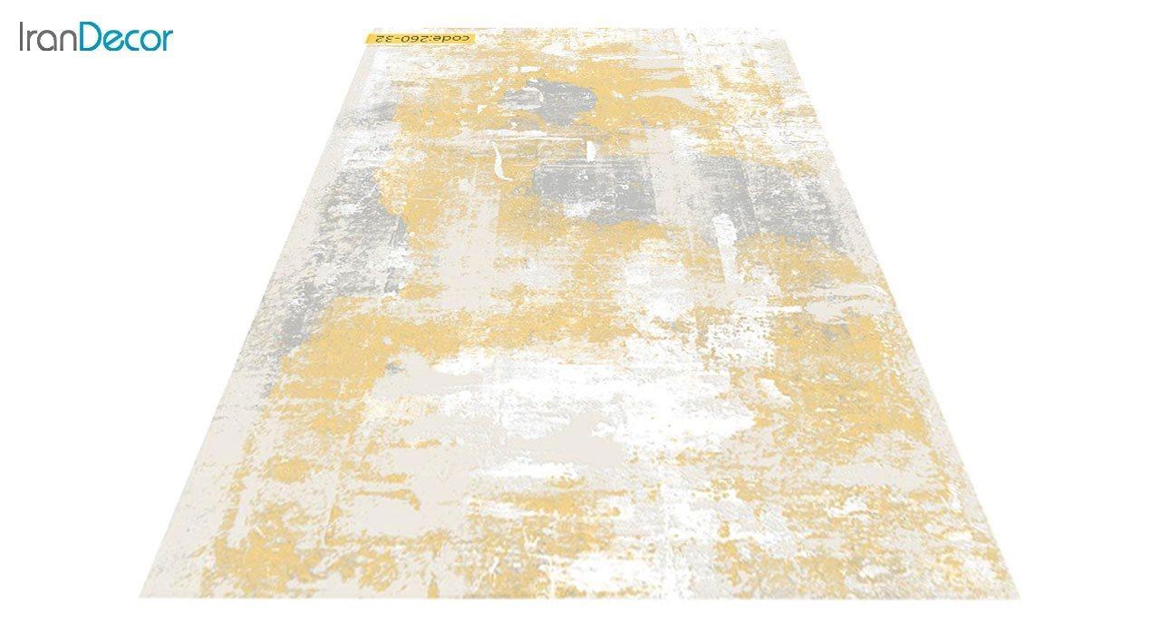 عکس فرش وینتیج برنتین مدل 260-32