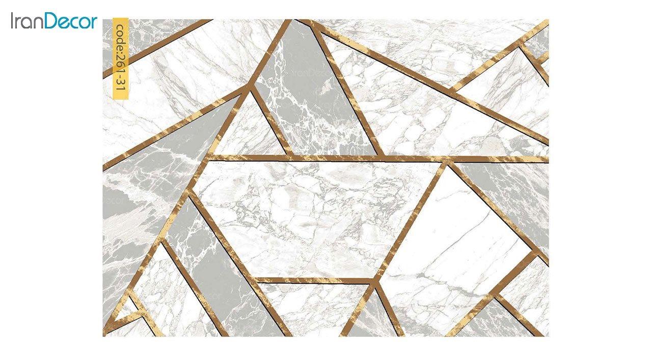 تصویر فرش مدرن برنتین طرح یونیک مدل 261-31