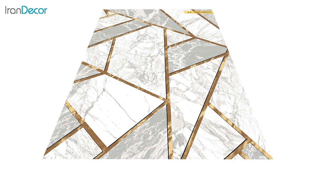 عکس فرش مدرن برنتین طرح یونیک مدل 261-31