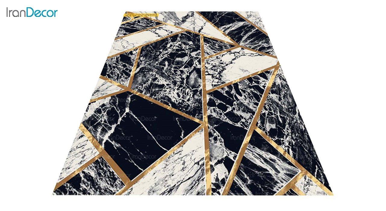 عکس فرش مدرن برنتین طرح یونیک مدل 262-32