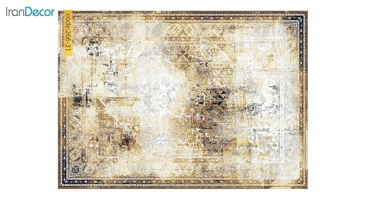 تصویر فرش وینتیج برنتین مدل 266-31