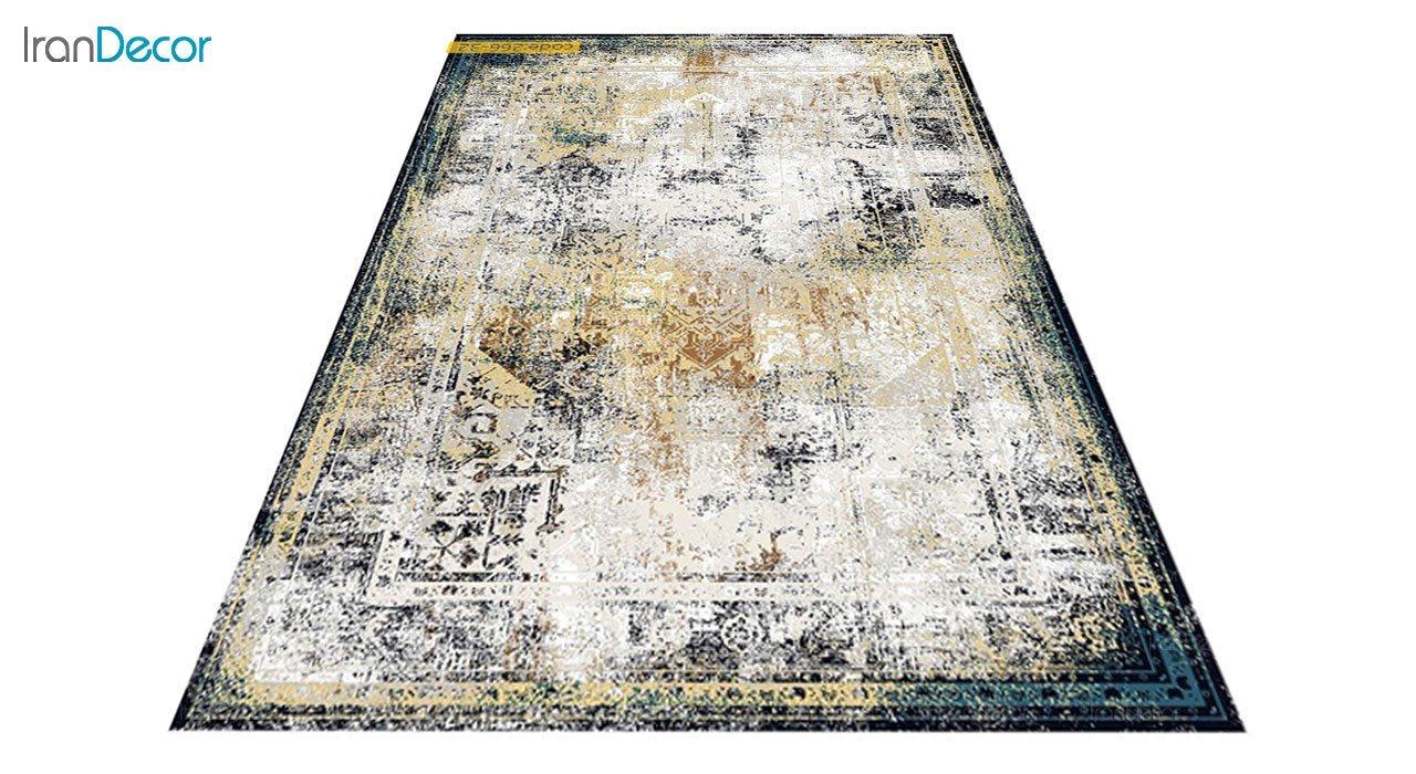 عکس فرش وینتیج برنتین مدل 266-32