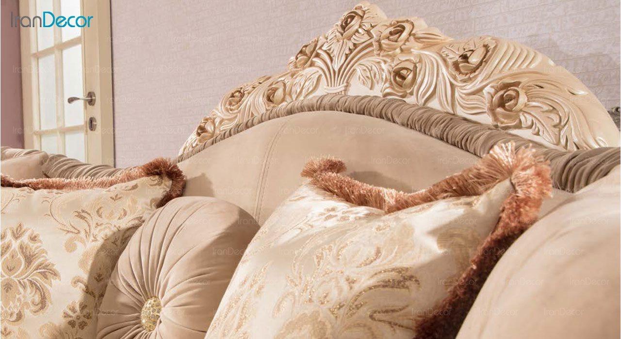 تصویر سرویس مبلمان سلطنتی ماندگار مدل رز