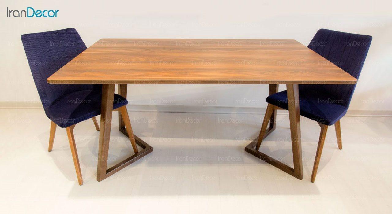 عکس سرویس صندلی و میز ناهار خوری الدورادو مدل دیبا