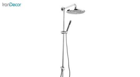 تصویر علم دوش حمام دو کاره قهرمان مدل پارسه