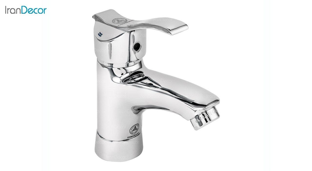 تصویر شیر روشویی اهرمی قهرمان مدل آبشار 2 کد 908-3-217-S