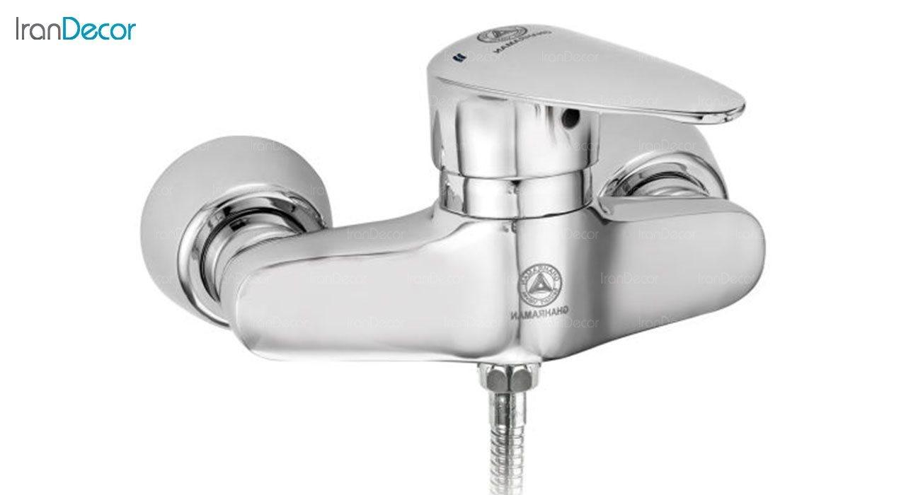 تصویر شیر توالت اهرمی قهرمان مدل سوئیسی کد 905-4-216