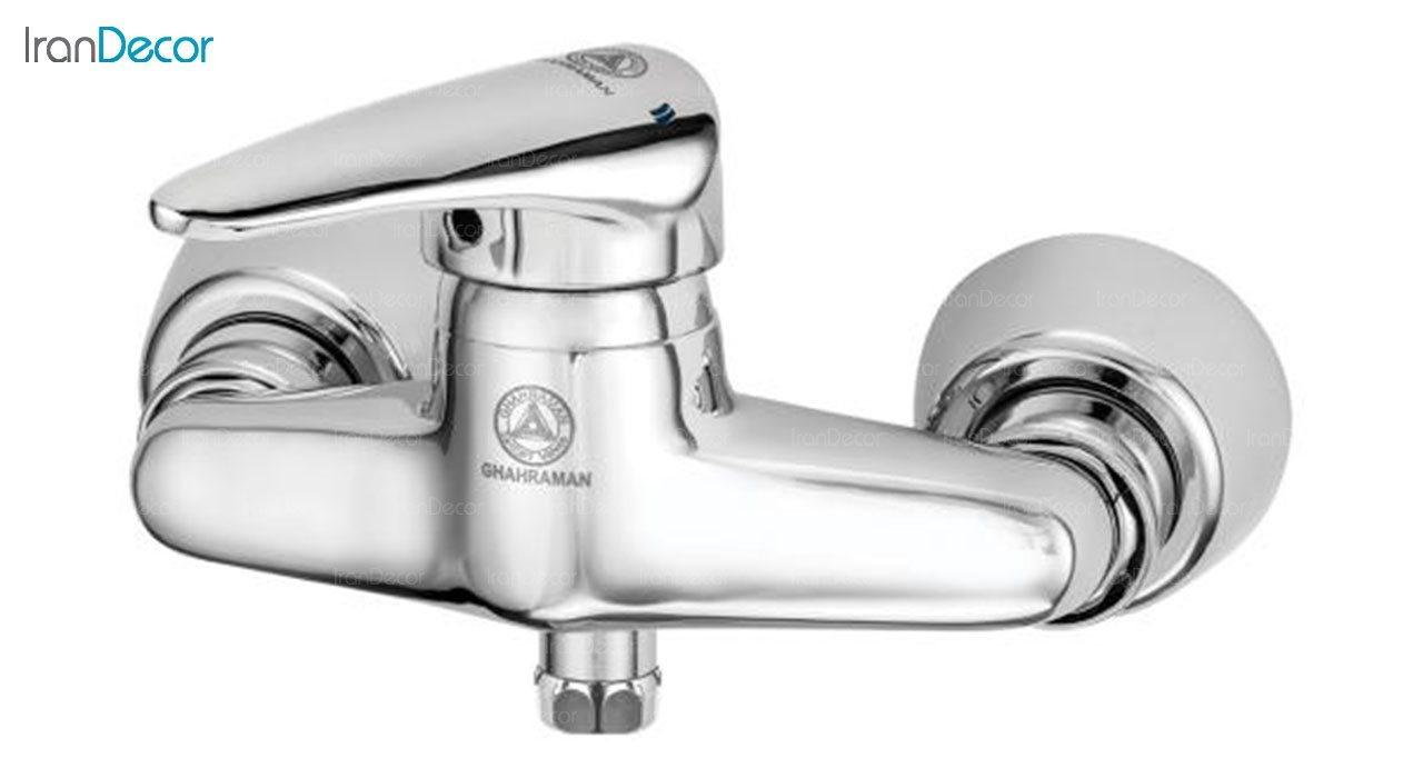 تصویر شیر توالت اهرمی قهرمان مدل ایتالیایی کد 995-4-208