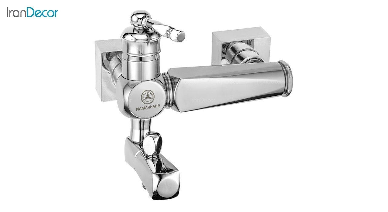 تصویر شیر حمام اهرمی قهرمان مدل ارس کد 1000-1-230