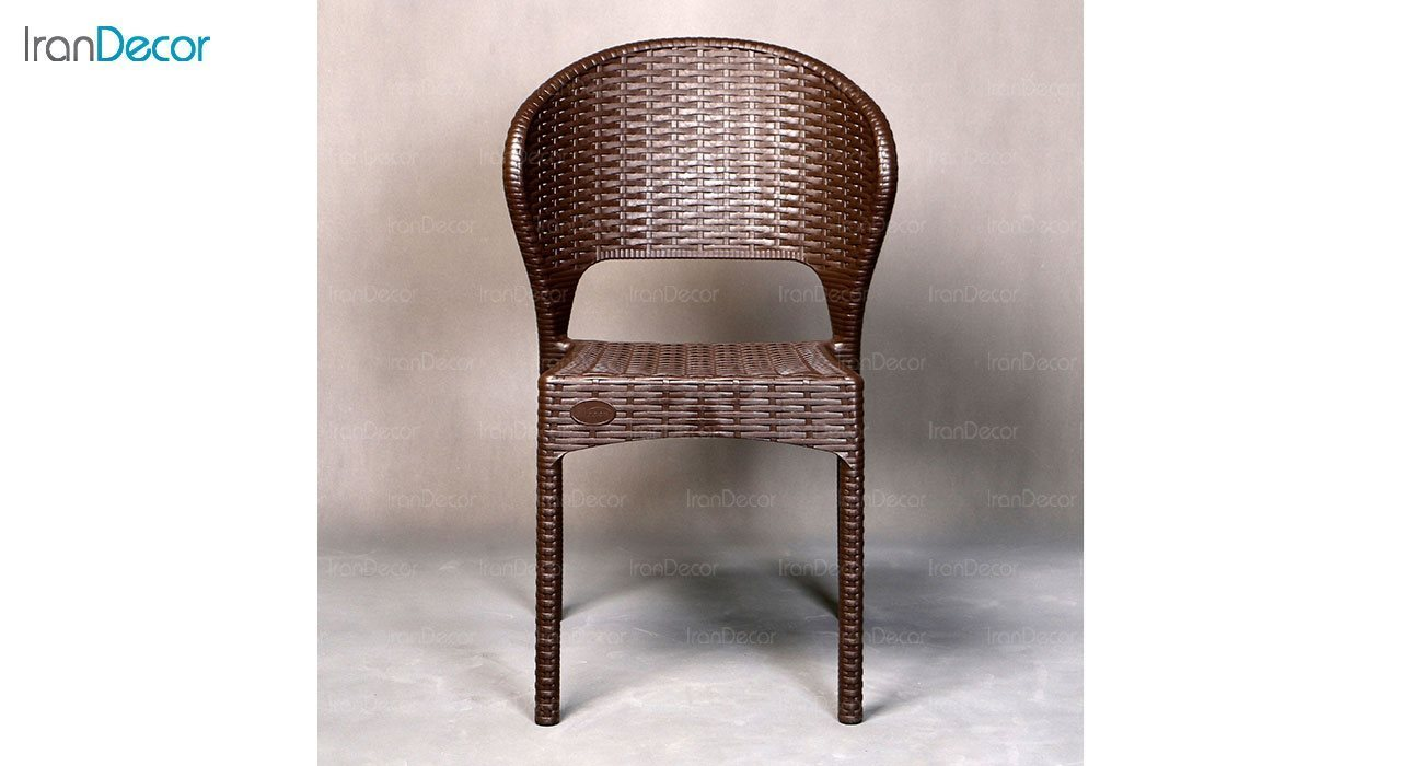 عکس صندلی پلاستیکی ناصر پلاستیک مدل 972