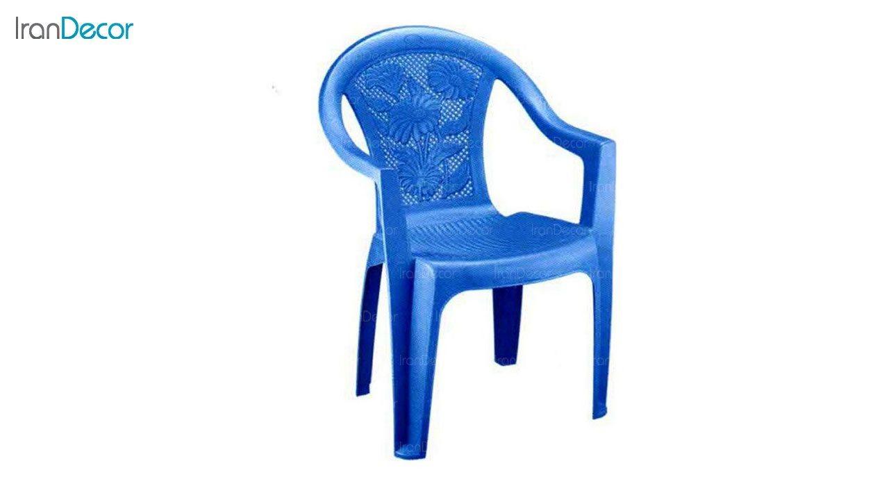 تصویر صندلی پلاستیکی  دسته دار ناصر پلاستیک مدل 872