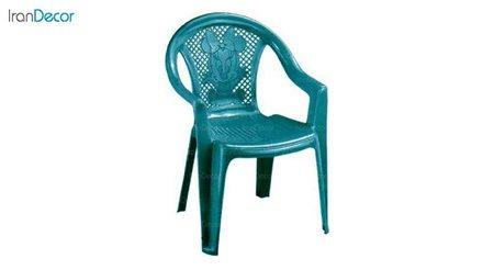 تصویر صندلی پلاستیکی دسته دار کودک ناصر پلاستیک مدل 800
