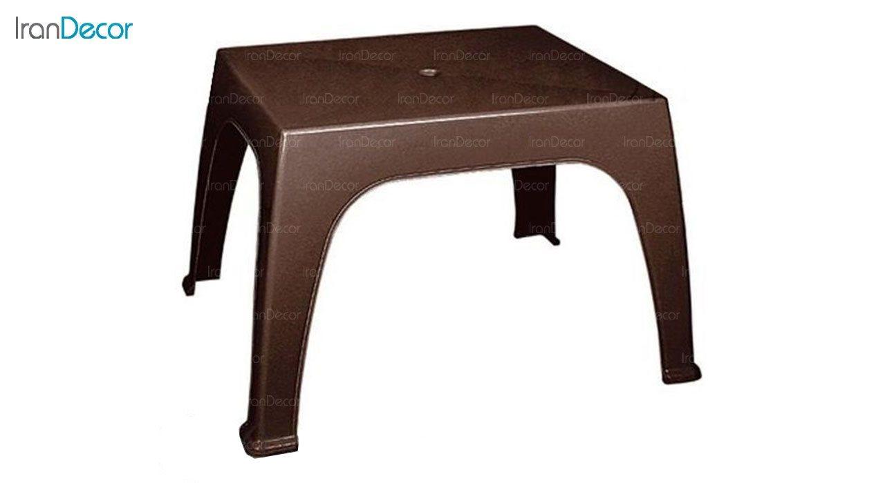 تصویر میز عسلی ناصر پلاستیک مدل 830