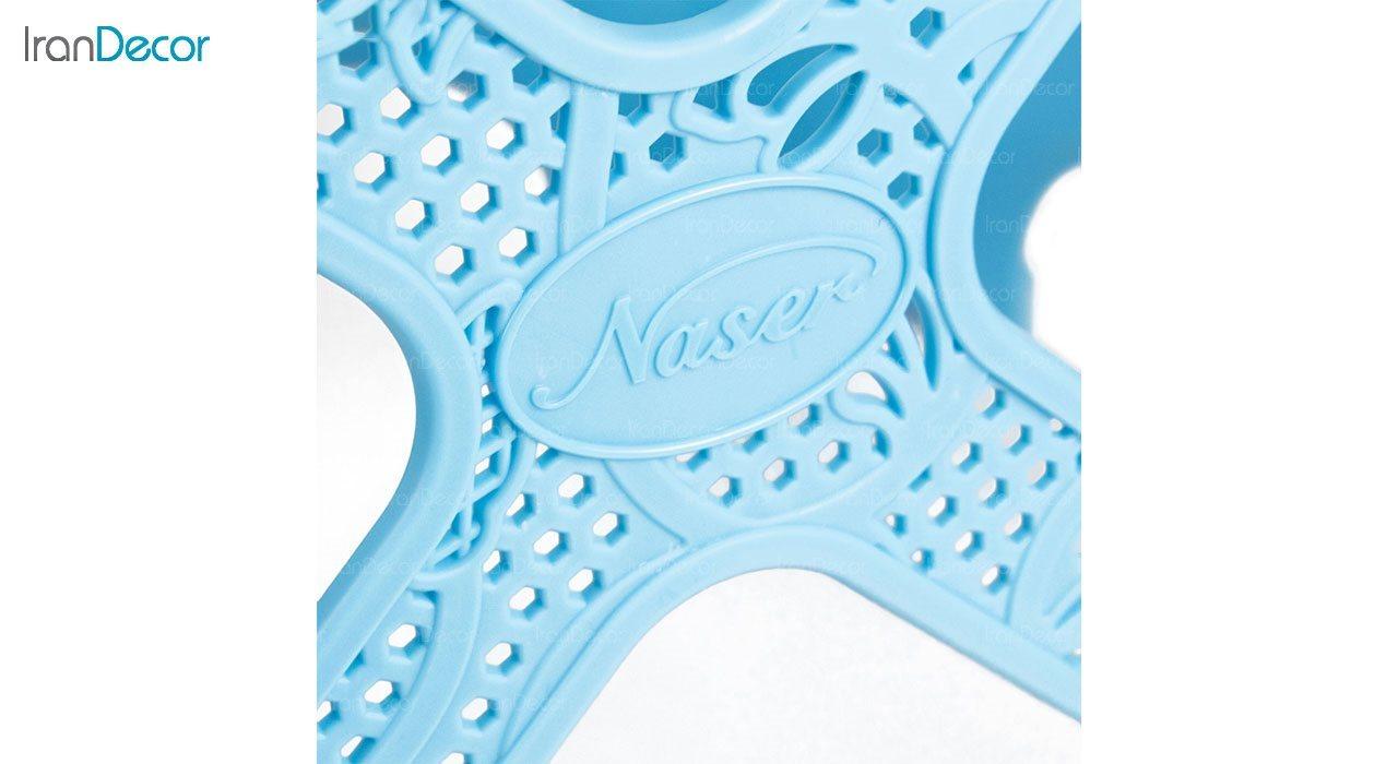 تصویر چهارپایه پلاستیکی ناصر پلاستیک مدل 1117