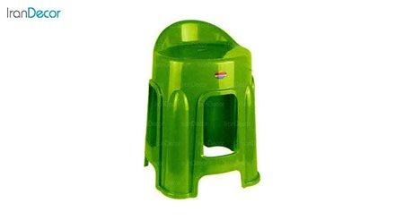 تصویر چهارپایه پلاستیکی ناصر پلاستیک مدل 1213