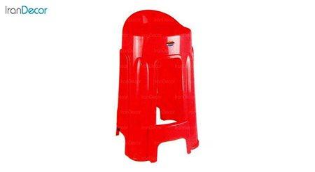 تصویر چهارپایه پلاستیکی ناصر پلاستیک مدل 1214