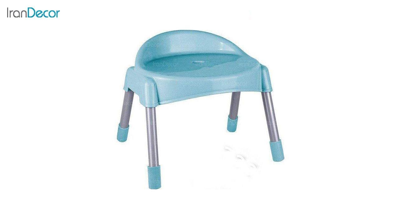 تصویر چهارپایه ناصر پلاستیک مدل 662