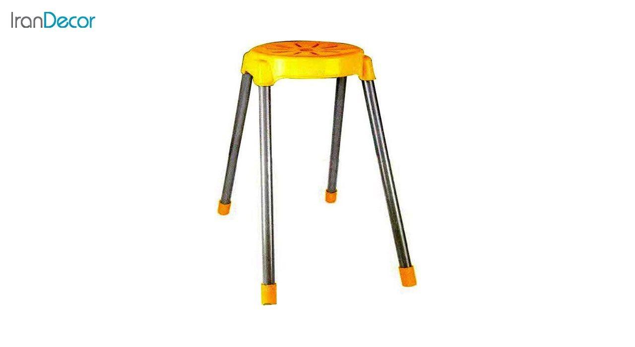 تصویر چهارپایه ناصر پلاستیک مدل 963
