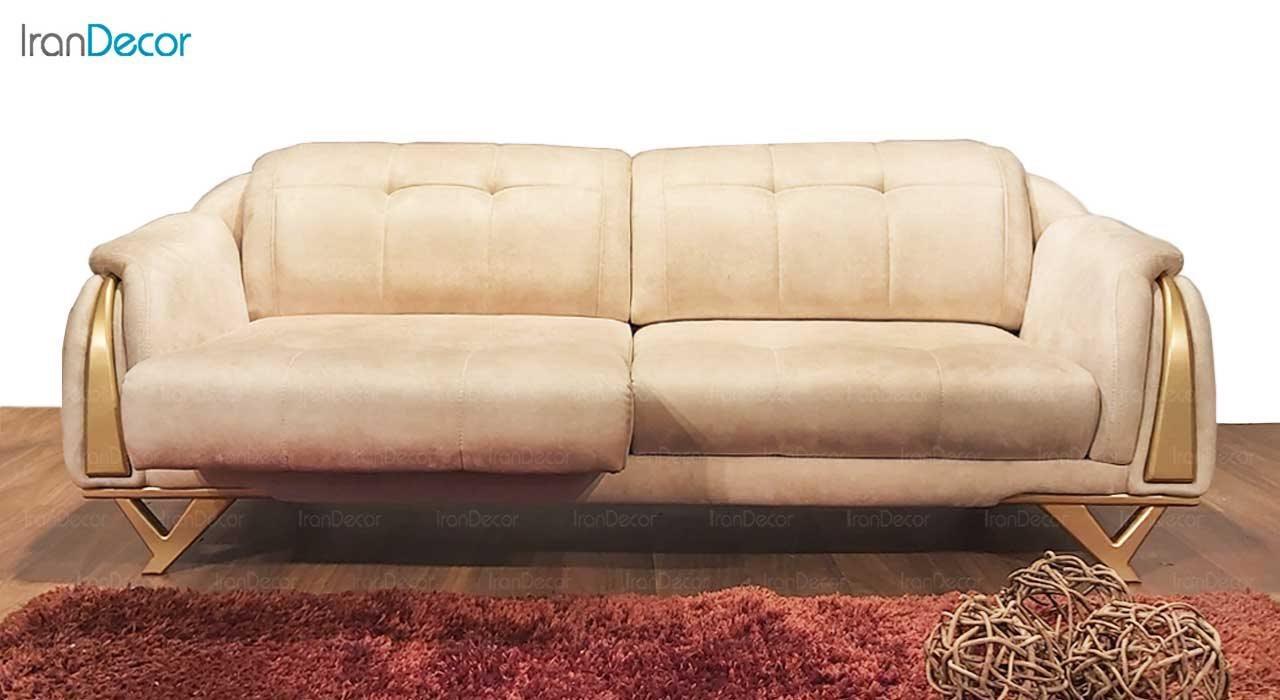 تصویر کاناپه سه نفره تختخواب شو ویترا مدل موناکو