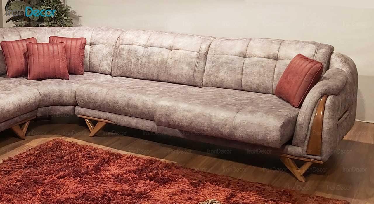 عکس مبل ال تختخواب شو ویترا مدل موناکو
