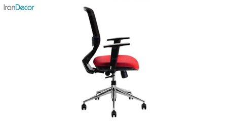 تصویر صندلی کارشناسی نظری با پایه دایکاست مدل وینر E201A