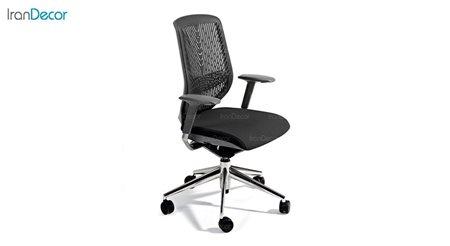 تصویر صندلی کارشناسی نظری با پایه دایکاست مدل وینر E202A
