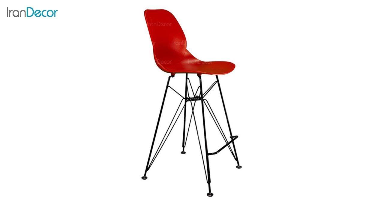 تصویر صندلی اپن پایه درختی بنیزان مدل کندو کد K660