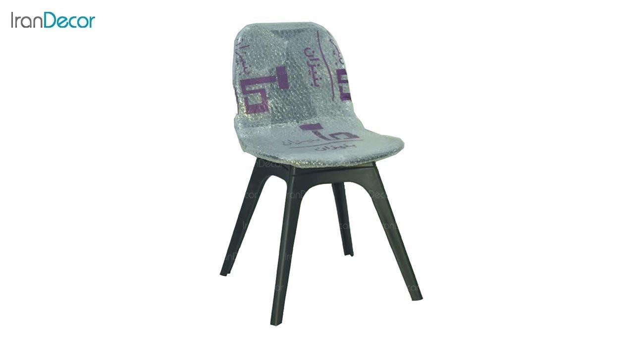 تصویر صندلی پلاستیکی بنیزان مدل کندو کد K520