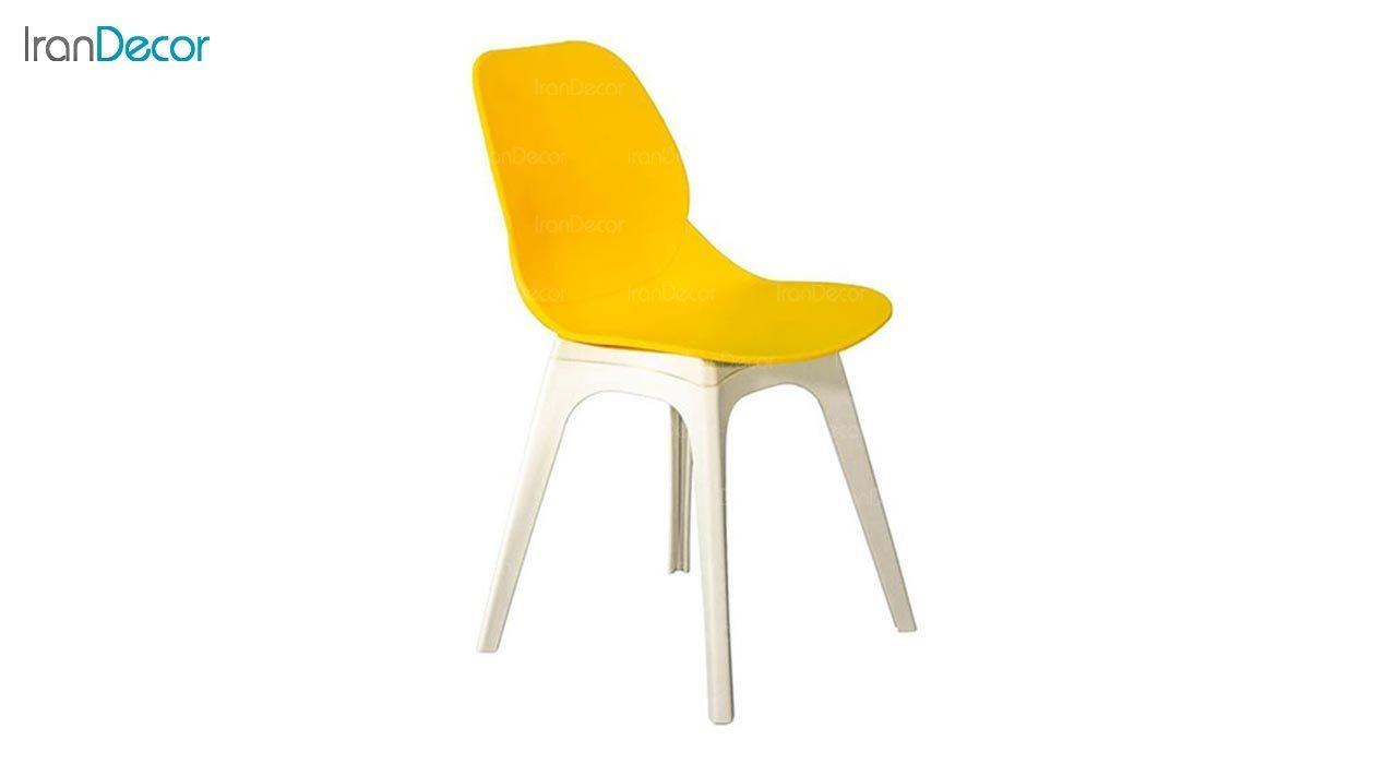 عکس صندلی پلاستیکی بنیزان مدل کندو کد K520