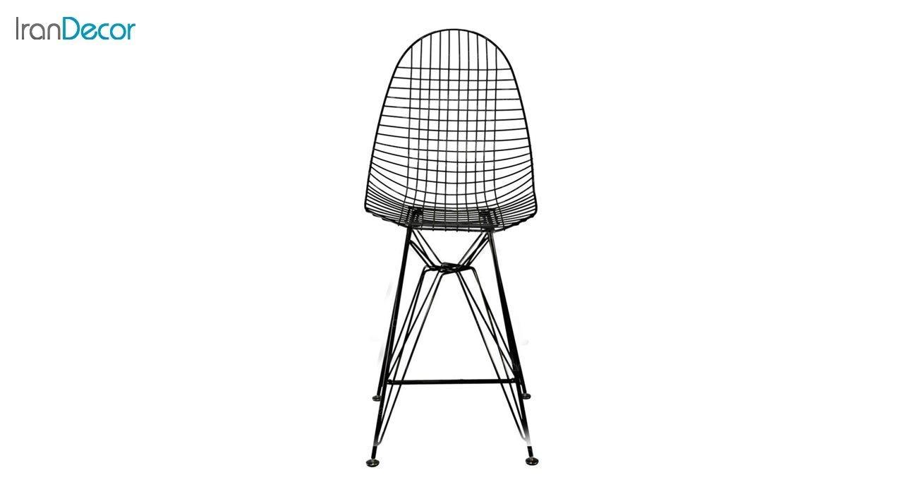صندلی صندلی اپن پایه درختی بنیزان مدل پاپیتال کد P660S
