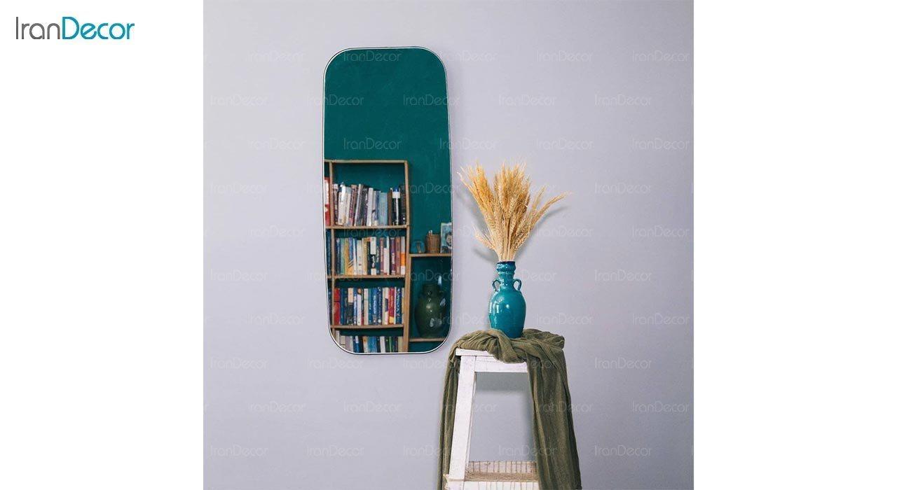 عکس آینه قدی دیواری مدل آبان کد FL