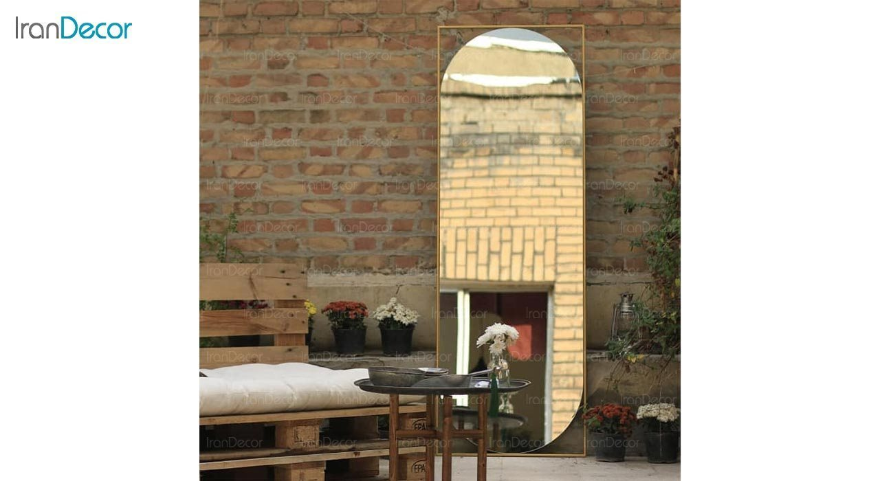 عکس آینه قدی دیواری مدل تیدا کد TD