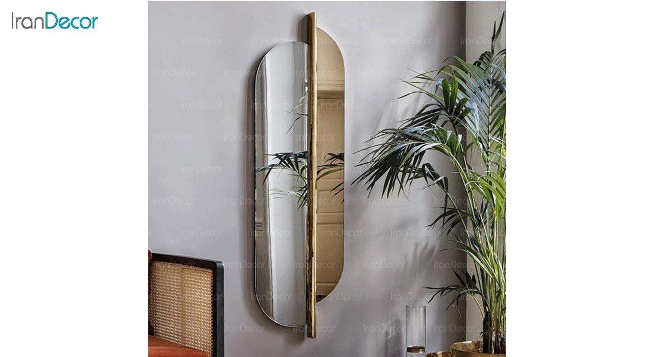 تصویر آینه قدی دیواری مدل هیرا کد ST