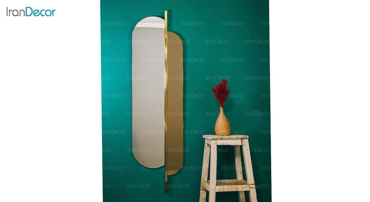 عکس آینه قدی دیواری مدل هیرا کد ST