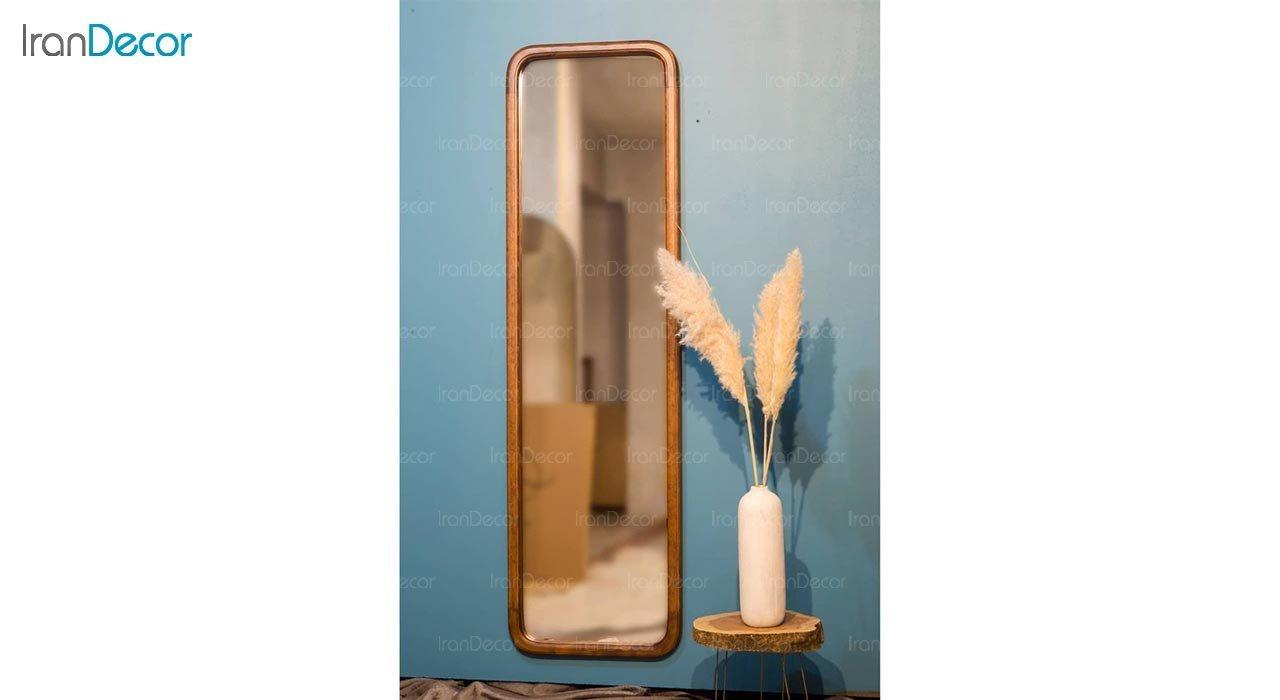 تصویر آینه قدی ایستاده مدل پرتابل کد MW