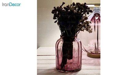 گلدان شیشه ای برسام مدل تصویر 403