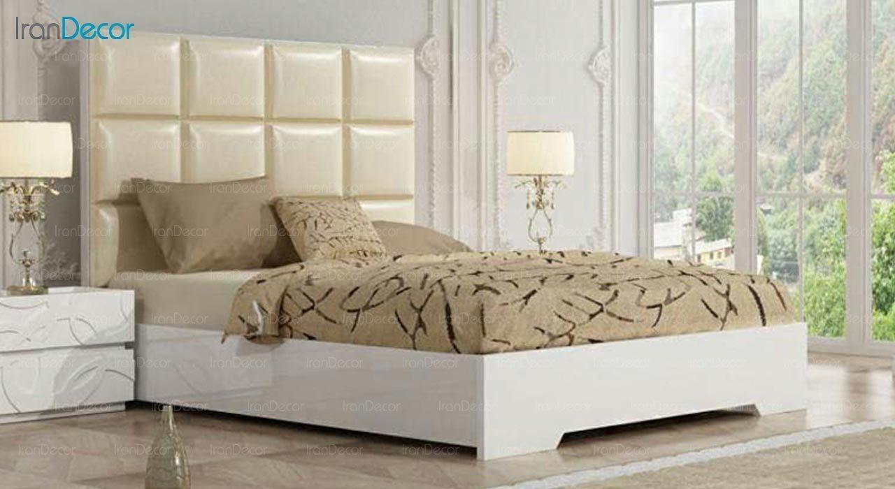 تصویر تخت خواب دو نفره امپریال مدل I131