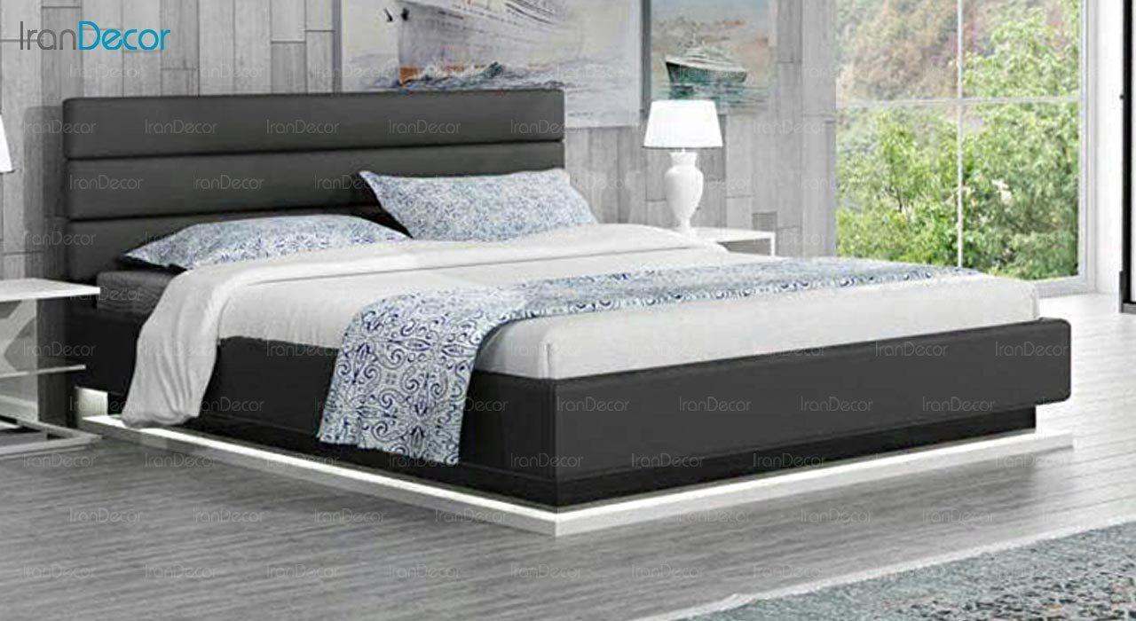 تصویر تخت خواب دو نفره امپریال مدل I170
