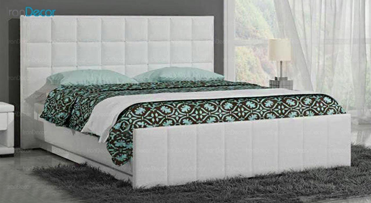 تصویر تخت خواب دو نفره امپریال مدل I180